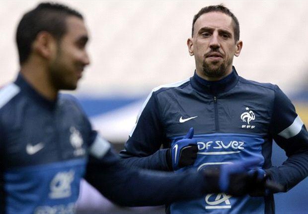 In der Heimat unbeliebt: Franck Ribery