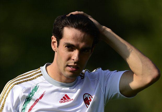 Allegri: Kaka has already improved Milan