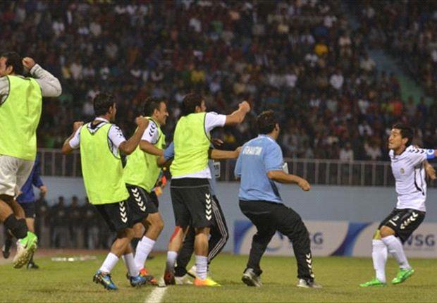 The Lions of Khorasan enter their second consecutive SAFF final (Photo: givemegoal)