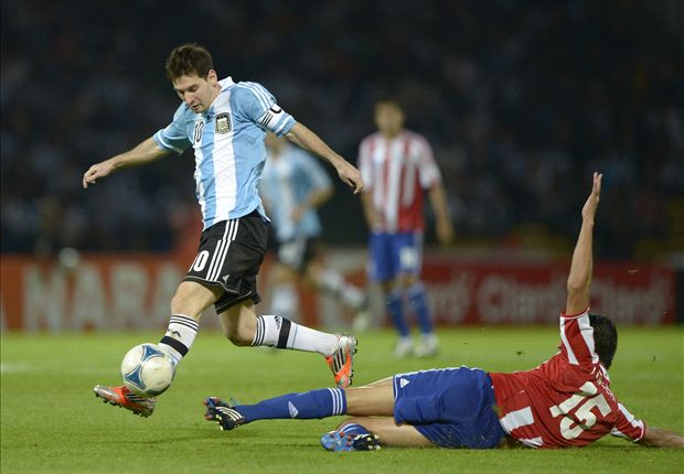 World Cup Qualifying Preview: Paraguay - Argentina