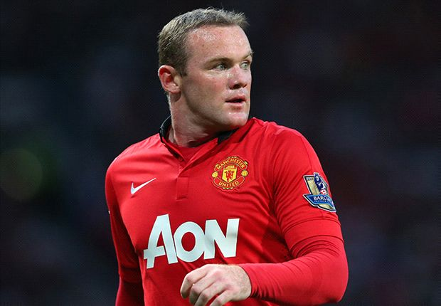 TEAM NEWS: Rooney starts but Fellaini on bench for Manchester United against Crystal Palace