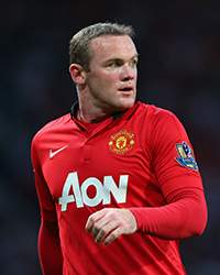 Wayne Rooney, England International
