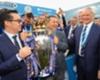 William Gallas Turut Bahagia Claudio Ranieri Raih Gelar Juara