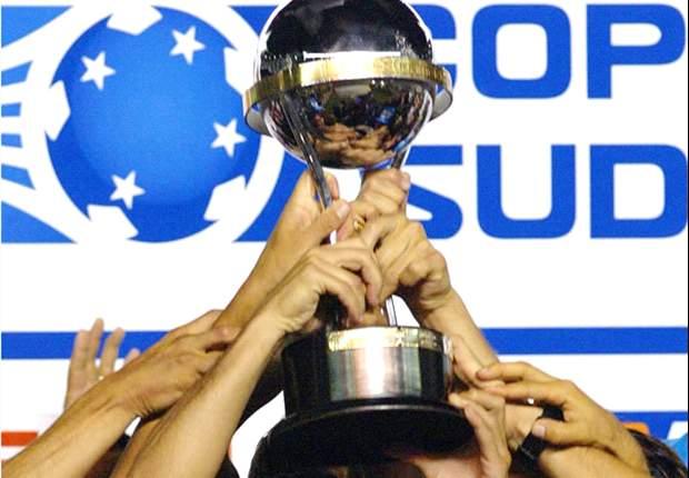Los cruces de la Copa Sudamericana