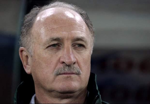 Luiz Felipe Scolari es presentado como nuevo seleccionador de Brasil
