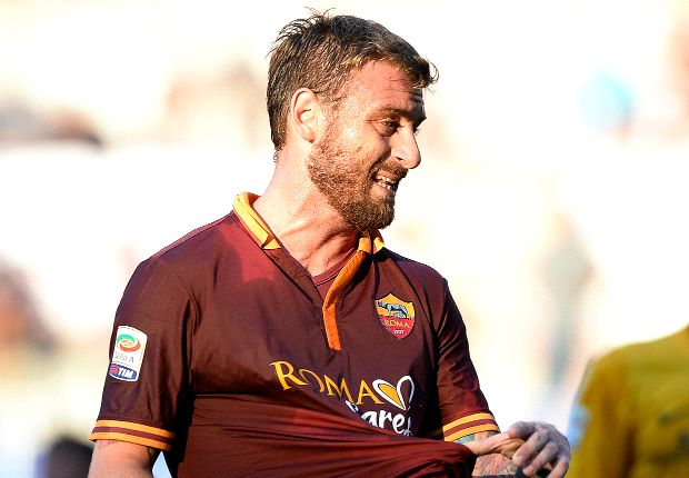 Serie A salaries: De Rossi highest earner, Pogba on just €1m a year