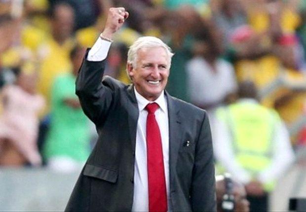 Bafana Bafana coach Gordon Igesund excited about Morocco friendly