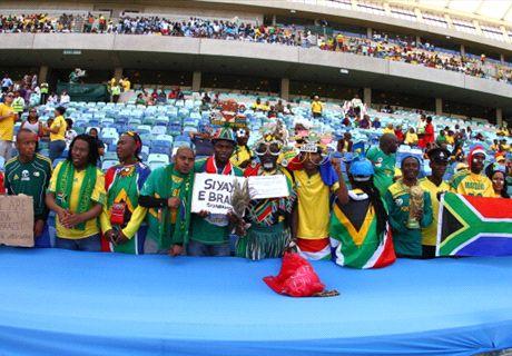 Bafana 3-1 Guinea-Bissau: Twitter reacts