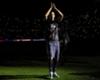 PSG: Ibrahimovic auf Tribüne verewigt
