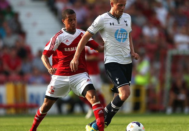 Sigurdsson relishing competition at Tottenham