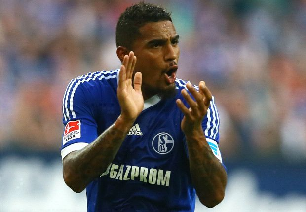 Boateng: Schalke want to be at Chelsea's level