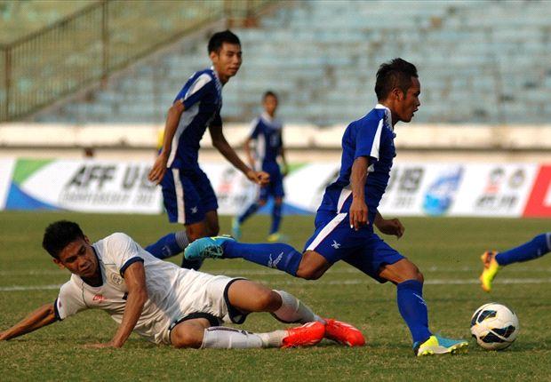REVIEW Piala AFF U-19: Laos Menang, Singapura Ditahan
