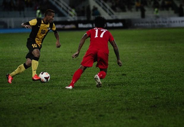 Wan Zack scored the winning goal for Malaysia.