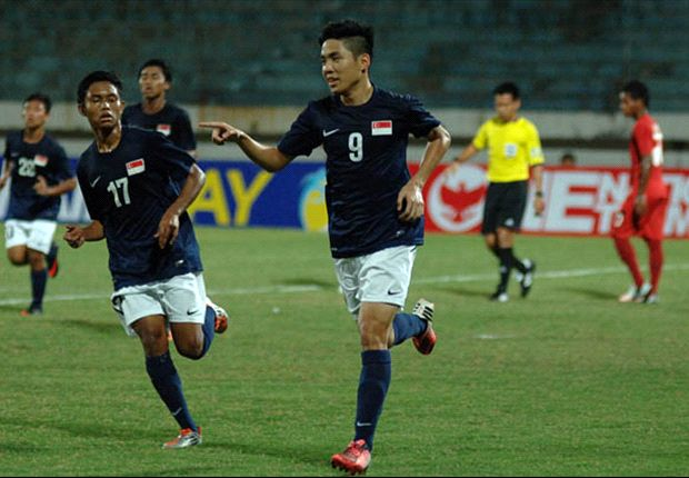 Singapore held by Timor Leste in AFF U19 Championship