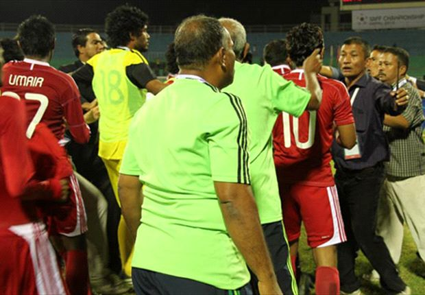 Maldives coach Istvan Urbanyi: 'I can't say India deserved the win'