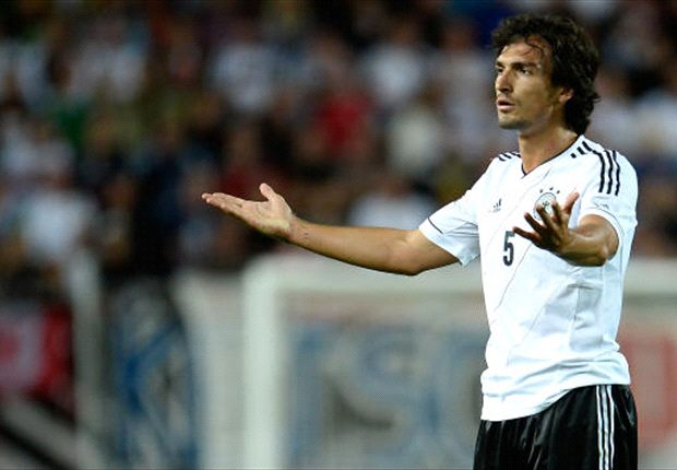 Hummels wants 'aggressive' Germany