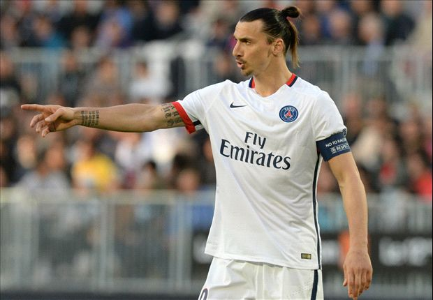 PSG news: Zlatan Ibrahimovic to return to Paris Saint-Germain as a coach - Goal.com