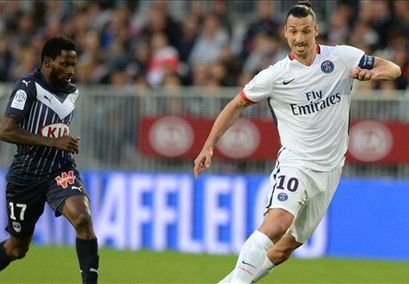 REPORT: PSG held by Bordeaux