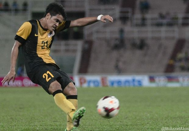 Nazmi Faiz is expected to start against Bahrain.
