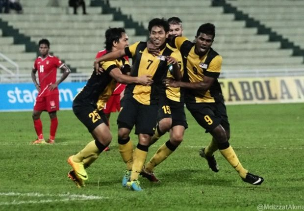 Piala AFF U-19: Gol Telat Selamatkan Malaysia