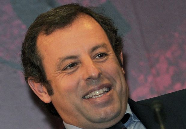 Rosell ridicules Madrid penalty call