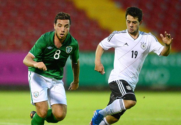 Republic of Ireland U21 0-4 Germany U21 - Boys in Green suffer disappointing defeat
