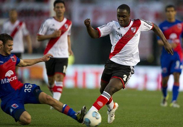 El zaguero colombiano ya está recuperado de su lesión.