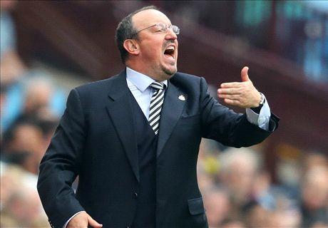 How Benitez's star has plummetted