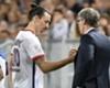 Blanc: PSG won't risk Ibrahimovic