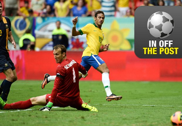 In Off The Post Podcast: Sorry Socceroos in the spotlight