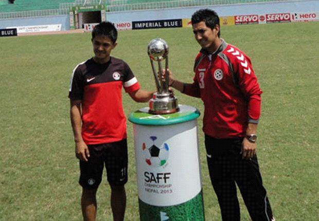 Haroon Amiri: Sunil Chhetri is a good player