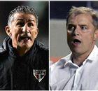 Libertadores: números e pranchetas de São Paulo 1 x 0 Atlético-MG