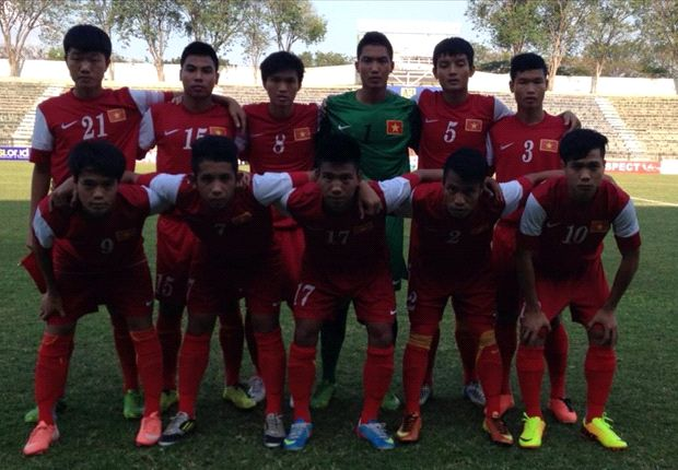 Piala AFF U-19: Vietnam Tekuk Malaysia
