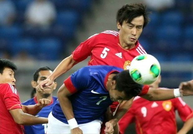 China 2-0 Malaysia: Defensive Tigers beaten comfortably in China