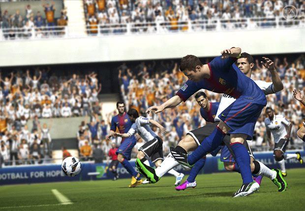 Messi es el jugador con más media del FIFA 14