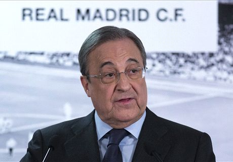 Florentino Perez taunts Barcelona fan