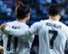 CR7 y Bale, en la fiesta del R.Madrid