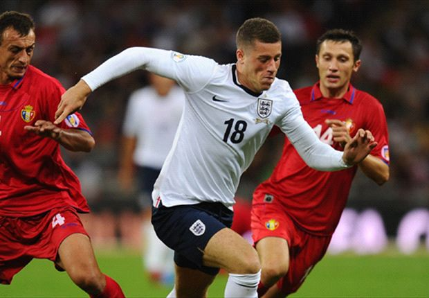 Barkley: Everton form key to World Cup berth
