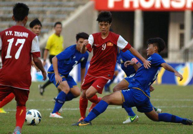 Piala AFF U-19: Thailand Dibekuk Vietnam