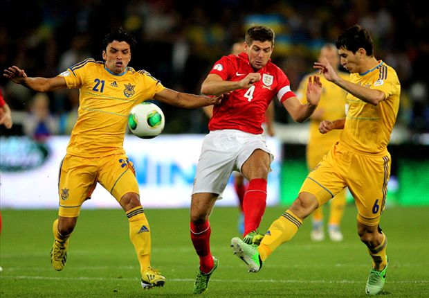 Ukraine 0-0 England: Three Lions hang on for important point