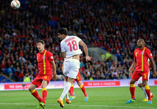 Wales 0-3 Serbia: Hosts humiliated as Bale returns off the bench