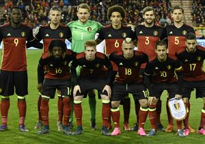 Betting: Belgium 40/1 to win Euro 2016