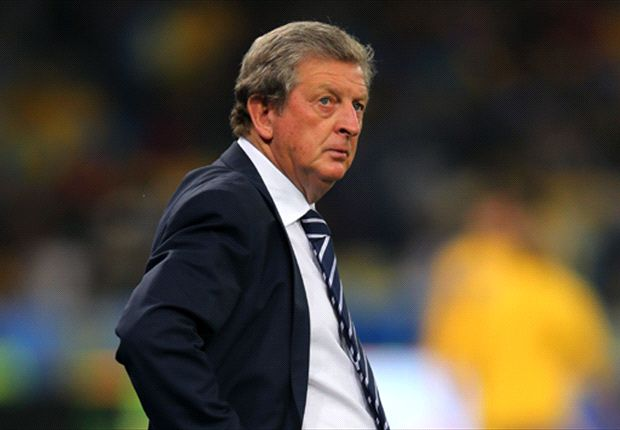 'England's job is half done' - Hodgson