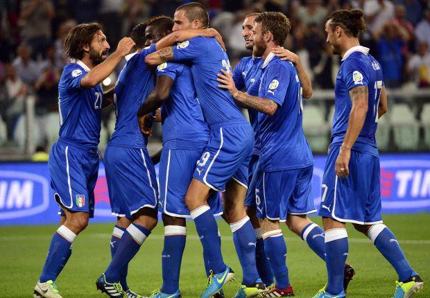 Italië verzekerd van deelname aan WK