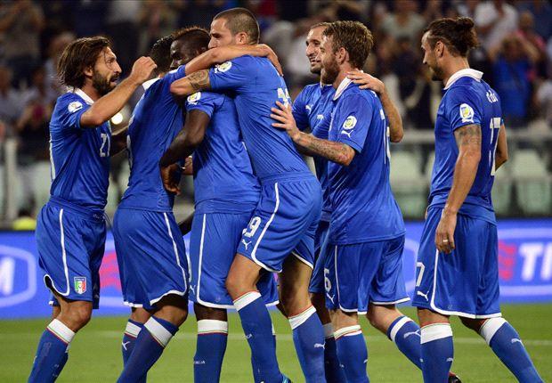 Jubelt Italien auch im kommenden Jahr in Brasilien?