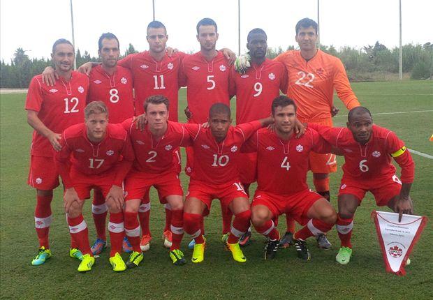 Canada 0-1 Mauritania: 10-man Canucks fall despite good performance