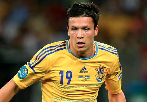 Liverpool fail to reach deal for Konoplyanka