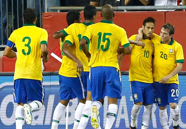 Postiga: Fantastic Brazil not just Neymar