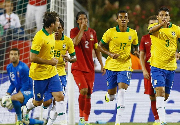 Full steam ahead as the Selecao freight train arrives in Asia