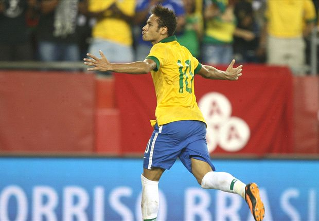 Brazil 3-1 Portugal: Neymar stars as Scolari's men triumph